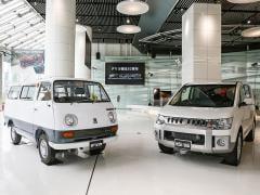 50周年を迎えた三菱 デリカD:5が一部改良して登場