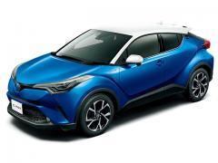トヨタ、SUVモデル「C-HR」の一部仕様を変更して発売