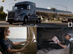 ドライバーの快適度がハンパないボルボの最新トラック