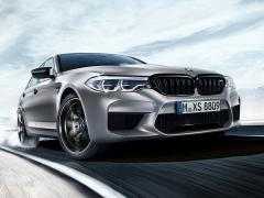 BMW、「M5」の高性能モデル「M5 コンペティション」を発表