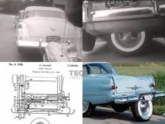 5番目のタイヤ!?  最強のパーキングアシストが1950年代に存在していた!