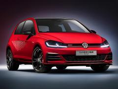 VW、コンセプトモデル「ゴルフ GTI TCRコンセプト」をワールドプレミア