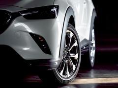 マツダ、「CX-3」の特別仕様車「エクスクルーシブ モッズ」を発売