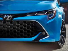 トヨタ・新型カローラハッチバックの発売日・価格はどうなる?最新情報をチェック!