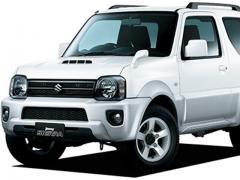 スズキジムニーシエラの歴代モデルの人気車種と維持費・燃費をまとめてみた