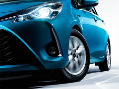 トヨタ、「ヴィッツ」の一部仕様の変更と特別仕様車を発売