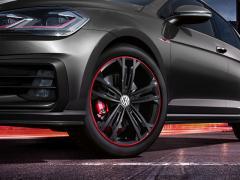 VW、限定モデル「up! GTI」、特別仕様車「ゴルフ GTI Dynamic」を発売