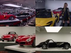 巨匠ラルフ・ローレンのクルマ愛が止まらない! 3億5000万ドル以上のコレクション
