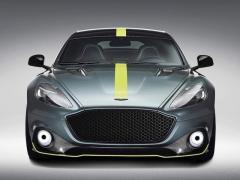 英アストンマーティン、「ラビードS」の高性能モデル「ラピードAMR」を発表