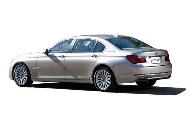 BMW アクティブハイブリッド7(先代)