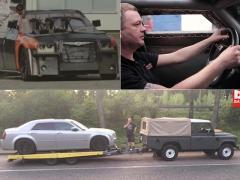 ジェイソン・ステイサムもびっくり! 映画「デスレース」に触発されたカスタムカーが凶悪!