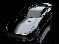 日産、共同開発したプロトタイプ車「Nissan GT-R50 by Italdesign」