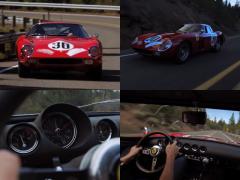 音に感動! 伝説の名車フェラーリ250 GTを走らせてみた