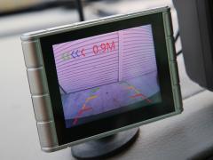 安全性向上計画Part.2(2)カメラ一体型バックセンサーに付け替える