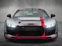 アウディ、「R8 Coupe V10」をベースにした「R8 LMS GT4」を発売