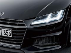 アウディ、「TT Coupe」に限定モデル「1.8 TFSI style+」他を追加