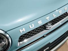 スズキ、「ハスラー」にブラック2トーンの車体色の特別仕様車「タフワイルド」を発売