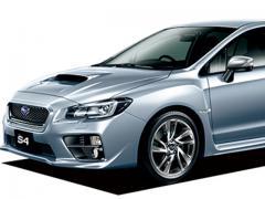 スバルWRX S4に後付できる純正オプション(タイヤ・ホイール・ナビ等)には何があるのか