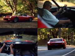 快音に感激! 元祖スーパーカー「ミウラ」をプライベートでドライブする!
