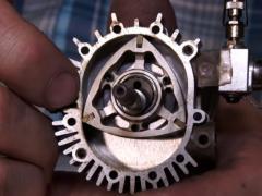 丸見え! ロータリーエンジンの構造がよくわかる映像がこれだ!