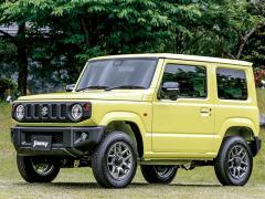 月刊SUV最前線 Part.2 SUZUKI新旧ジムニー比較 新型VS先代