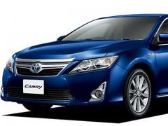 トヨタカムリの歴代モデルの人気車種と燃費・維持費をまとめてみた