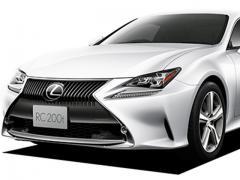 レクサスRCの歴代モデルの人気車種と燃費・維持費をまとめてみた