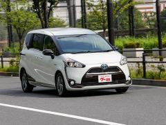 【トヨタ シエンタ】人気のコンパクトミニバン、気になる中古車相場は?