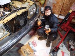 W123復活大計画 「エンジンOH計画」Vol.12