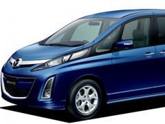 マツダビアンテの歴代モデルの人気車種と燃費・維持費をまとめてみた
