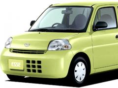 ダイハツエッセの歴代モデルの人気車種と燃費・維持費をまとめてみた