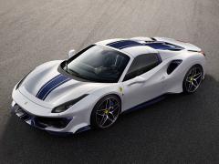 伊フェラーリ、新型「488 Pista Spider」を発表