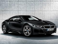 BMW、「i8」の限定モデル「i8 Protonic Frozen Black」の受注受付