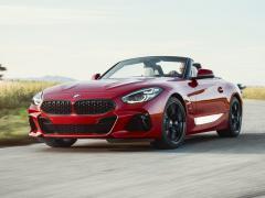 独BMW、新型「Z4」を米国のぺブルビーチ・ゴルフリンクスで発表