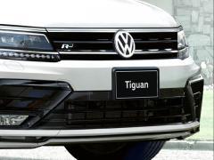 VW、2.0リッターディーゼルターボ搭載の「ティグアン TDI 4MOTION」を発売