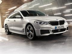 BMW、「6シリーズ グランツーリスモ」に「630i Gran Turismo」を追加