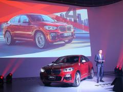 よりダイナミックに! BMWから新型X4が登場