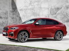 BMW、プレミアムミドルクラスSACの新型「X4」を日本で発売開始