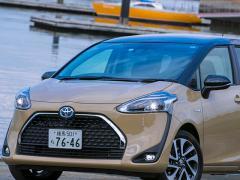 トヨタ・新型シエンタがマイナーチェンジ! 内装や安全装備などの変更点・価格は?