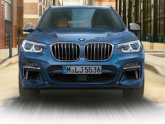 BMW、「X3」にディーゼルエンジン搭載モデルを追加