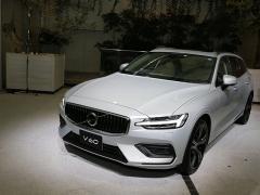 立体駐車場にも対応! ボルボ新型V60はスタイリッシュなファミリーワゴン