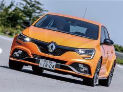 RENAULT MEGANE Renault Sport 試乗インプレッション