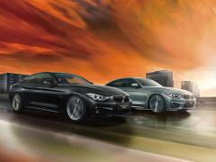 BMW、「4シリーズ クーペ」「4シリーズ グランクーペ」に特別仕様車を設定