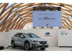 コンパクトSUV 新型スバル XVが世界に先駆け正式発表