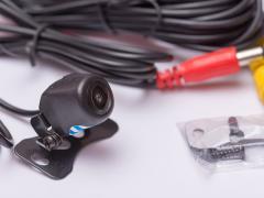 リアカメラ付きドライブレコーダーの取付方法