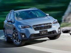 スバル、クロスオーバーSUV「XV」の新型モデルを発表