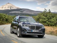 独BMW、新型SAV(スポーツ・アクティビティ・ビークル)となる「X7」を公開