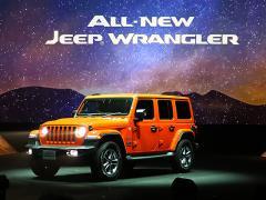 ジープ・新型ラングラーがフルモデルチェンジ! 11月23日より販売開始