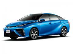 トヨタ、燃料電池車「MIRAI(ミライ)」の一部仕様を変更して発売