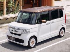 ホンダ、軽トールワゴン「N-BOX」の特別仕様車「COPPER BROWN STYLE」を